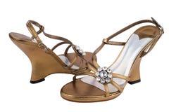 шикарные ботинки Стоковое Изображение
