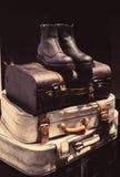 шикарные ботинки стоковые изображения