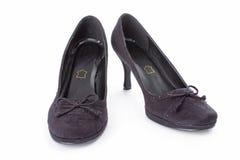 шикарные ботинки стоковое фото