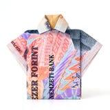 шикарные деньги Стоковая Фотография