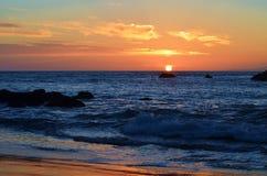 Шикарные заходы солнца 3 Стоковое Изображение RF