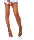 шикарные ноги Стоковое Фото