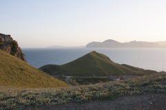 Шикарный ландшафт от горы Стоковые Фотографии RF