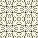 Шикарный безшовный арабский дизайн картины Monochrome обои или предпосылка