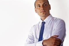 Шикарный бизнесмен Стоковая Фотография RF