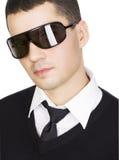 Шикарный молодой человек Стоковое фото RF