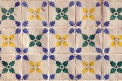Шикарный флористический дизайн заплатки Стоковая Фотография