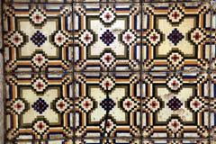 Шикарный флористический дизайн заплатки Стоковые Изображения RF