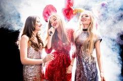 3 шикарных женщины Стоковое Фото