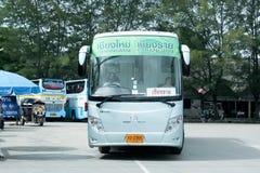 шина Золот-дракона зеленой компании автобусного транспорта Стоковое Изображение RF