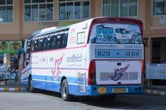 Шина компании путешествия Nakhonchai никакая 820-M101 стоковые фотографии rf