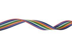 Шина компьютера кабеля Стоковая Фотография