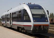 Шина поезда стоковая фотография