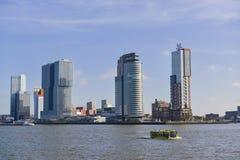 Шина Роттердам лодкамиамфибии Нидерланд Стоковые Изображения