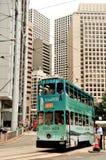 Шина Hong Kong Стоковое Фото