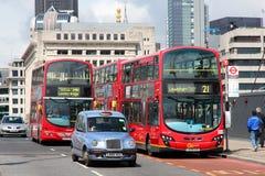 шина london Стоковые Фото
