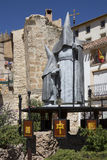 Шиншилла de Monte Аргон - Испания Стоковое фото RF