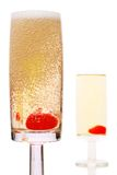 шипучее напитк симпатичное Стоковые Фото