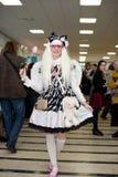 шипучка moscow празднества 2010 культур японская стоковое изображение
