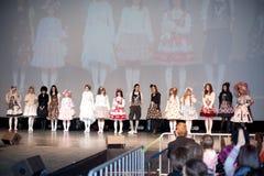 шипучка moscow празднества 2010 культур японская стоковые фотографии rf