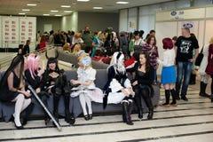шипучка moscow празднества 2010 культур японская стоковое изображение rf