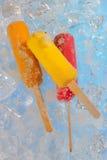 Шипучки мороженого плодоовощ Стоковые Изображения RF