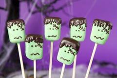 Шипучки торта Frankenstein Стоковое фото RF