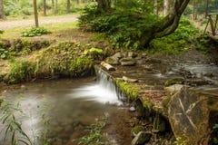 Шипы водопада Стоковые Фотографии RF