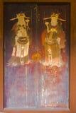 Ширина Китая Чэнду дверей традиционного китайския переулка деревянных стоковые изображения rf