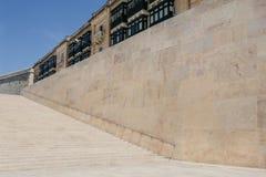 Широкая каменная лестница Стоковая Фотография RF