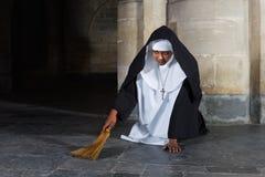 Широкая монашка Стоковое фото RF