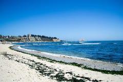 Широкая съемка моря Стоковые Фотографии RF