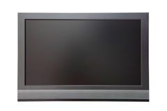 Широкий экран LCD TV Стоковое Изображение RF