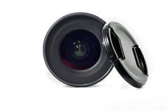 Широкоформатный объектив Стоковое Фото