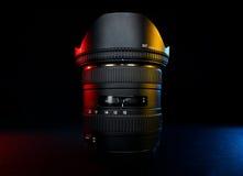 Широкоформатный объектив Стоковая Фотография RF