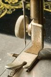 шить иглы машины Стоковое Изображение RF