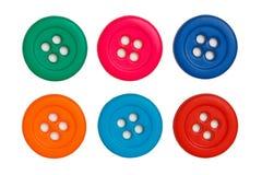 шить кнопок Стоковая Фотография RF