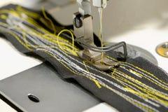 Шить-машина электрического типа нового поколения Стоковая Фотография RF