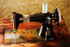 шить машины старый Стоковые Фотографии RF