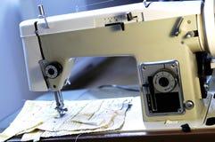 шить машины стоковое изображение