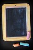 шифер мелка стоковое изображение rf