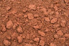 Шишки земли глины Стоковое Изображение RF