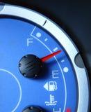 шкалы автомобиля Стоковая Фотография