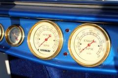 шкалы приборной панели Стоковые Фото