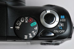 Шкалы управления Стоковое фото RF