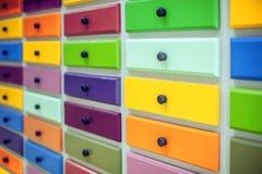 Шкафчики Стоковые Изображения