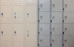 Шкафчик в комнате Стоковое Фото