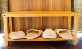 Шкафы ботинка Стоковое Изображение