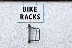 Шкафы велосипеда Стоковое Изображение