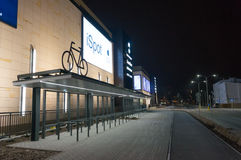 Шкафы велосипеда Стоковое Фото